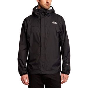 Men's North Face Black Venture Jacket
